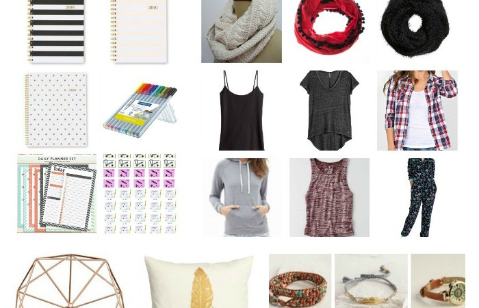 Teen Girl Holiday Gift Guide- Under $20