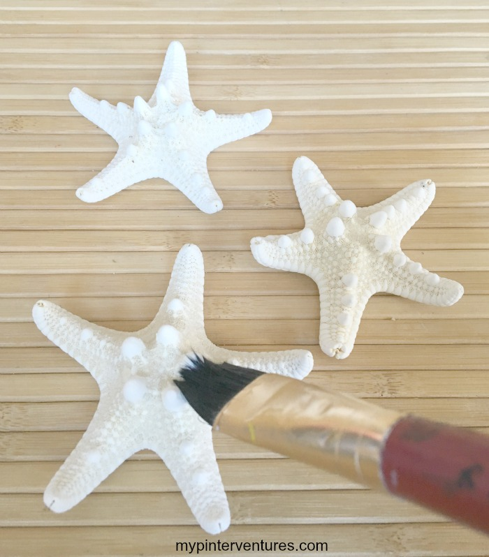 Clean starfish