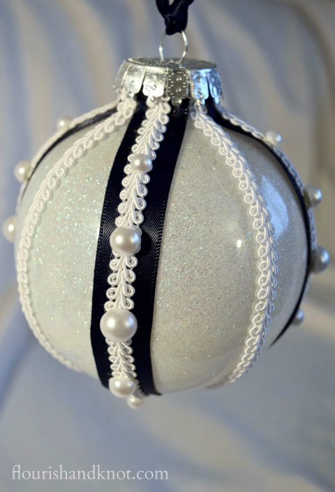 Faberge Inspired Ornament