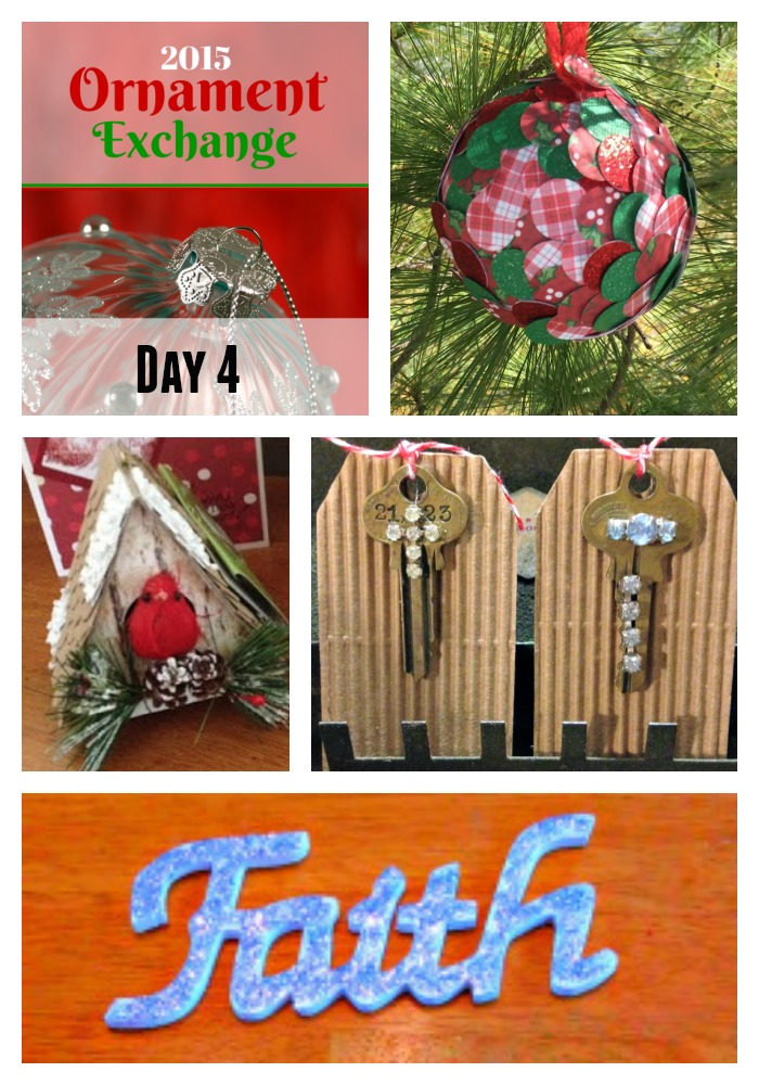 Ornament Exchange - Day 4