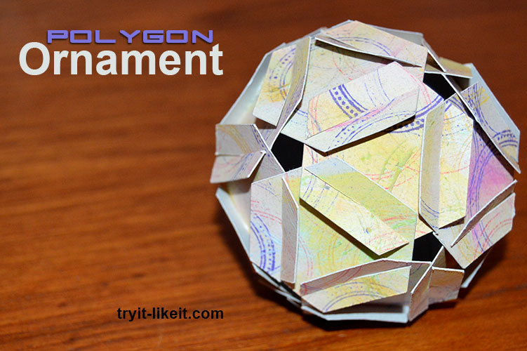 Polygon ornament