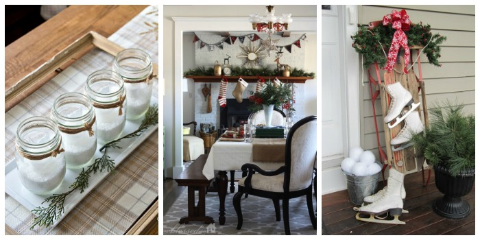 12 Days of Christmas Inspirational Christmas Home Tours 2