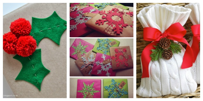 Fabulous Holiday Gift Wrap Ideas 4