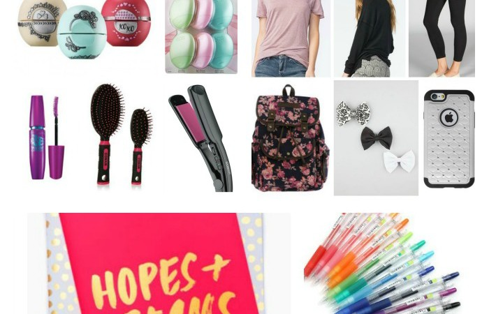 Tween Girl Holiday Gift Guide - $20 and Under