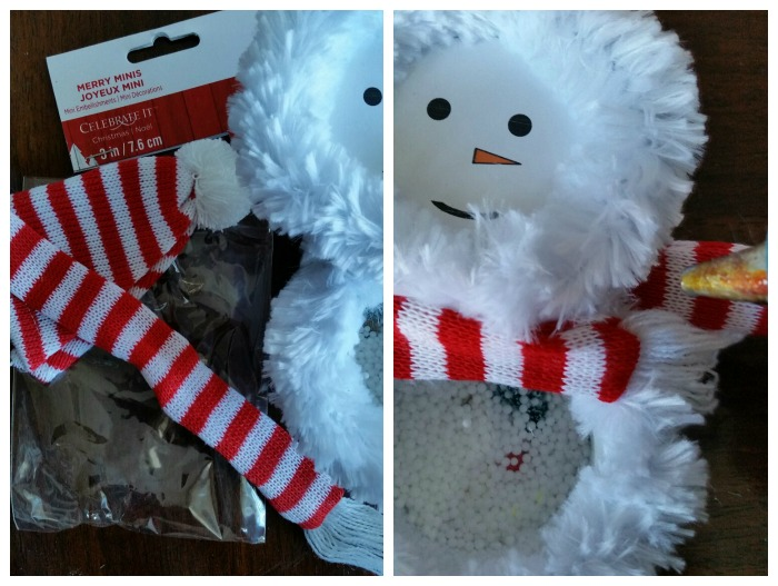 snowman trim