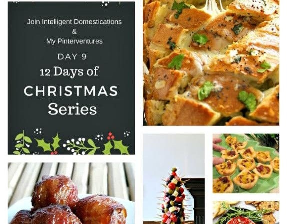 12 Days of Christmas – 12 Festive Party Foods