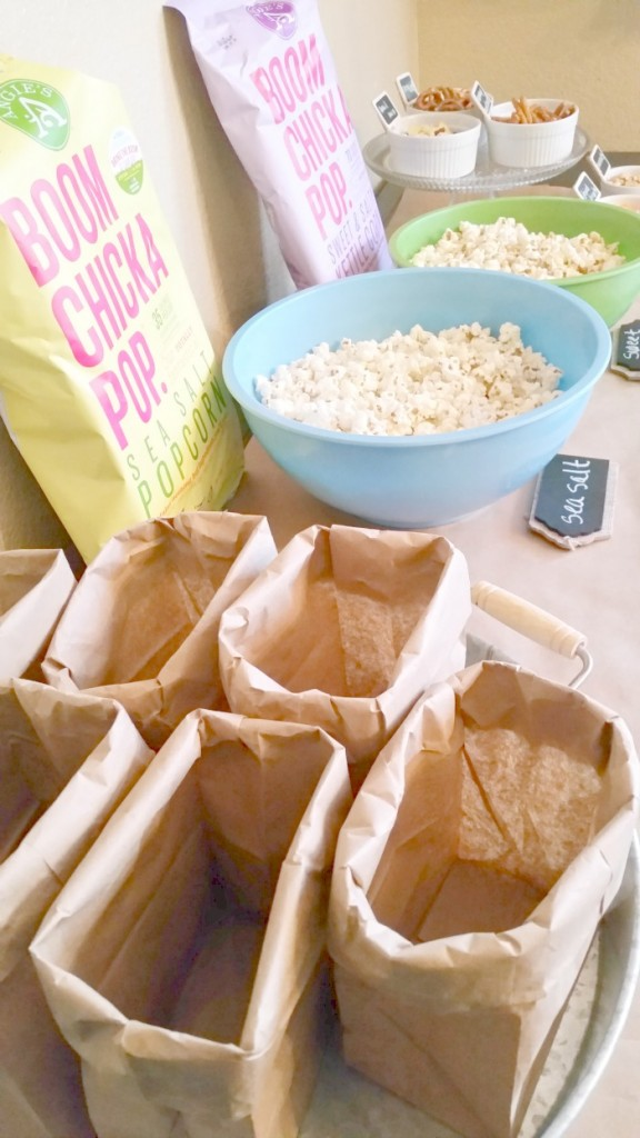 BOOMCHICKAPOP popcorn bar