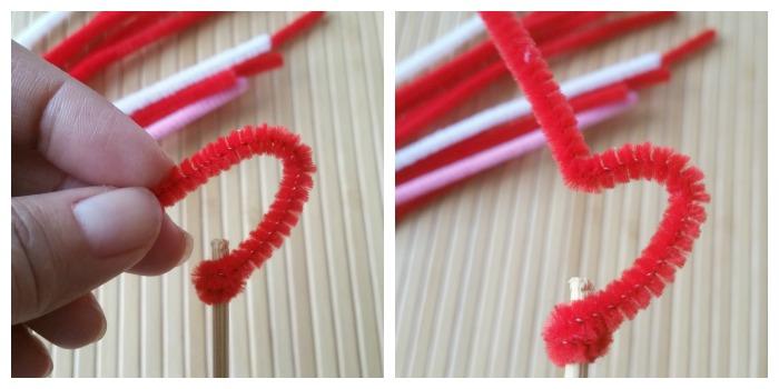 Create heart shape