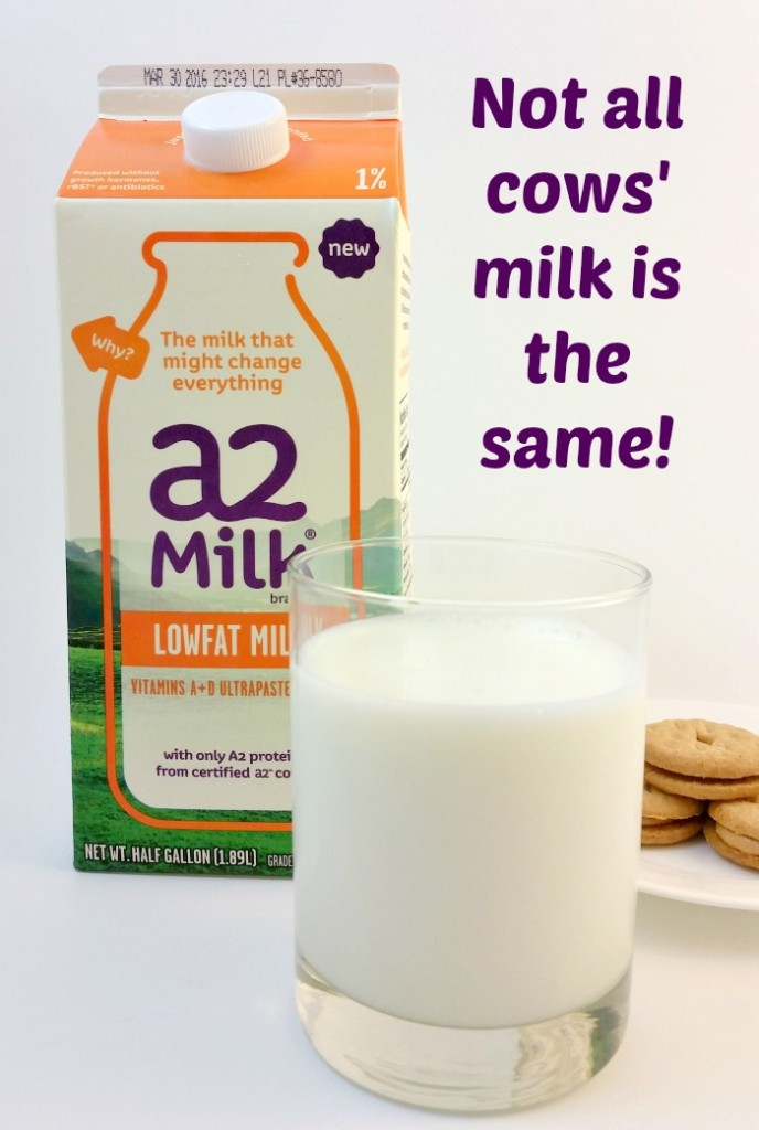 a2 Milk® - Not all cows' milk is the same! The only milk from certified heirloom cows that produce only the A2 protein - the way nature intended. Free of growth hormones, antibiotics, rBST, and A1.