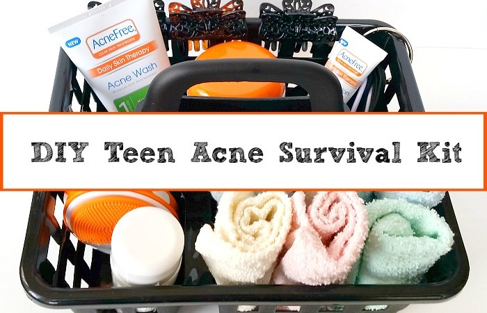 DIY Teen Acne Survival Kit