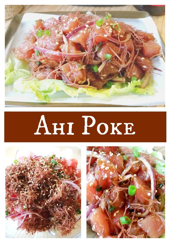 Ahi Poke Recipe — Dishmaps