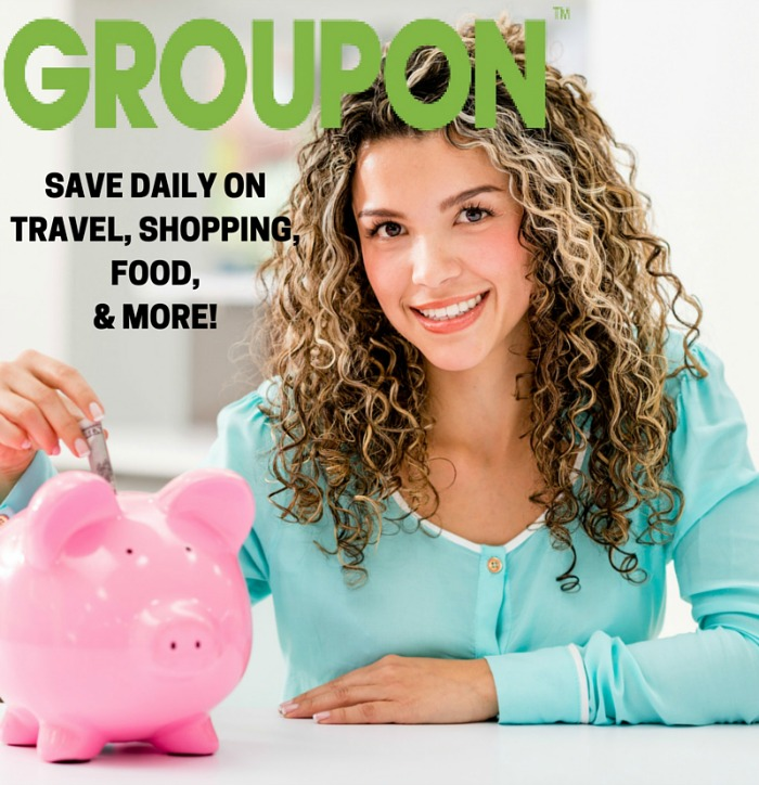 Groupon Coupons - Save Daily on Travel, Shopping, Food, & More!