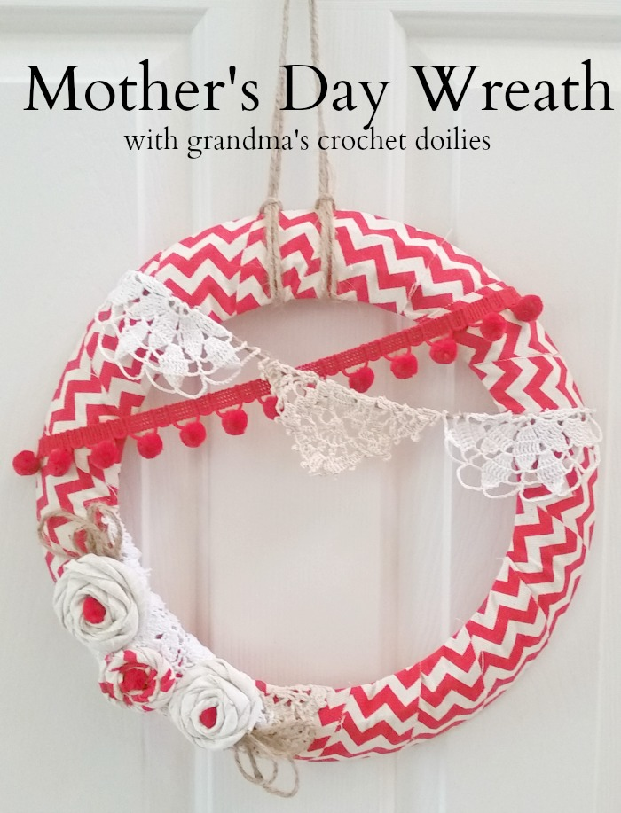 Sentimental Mother's Day Wreath
