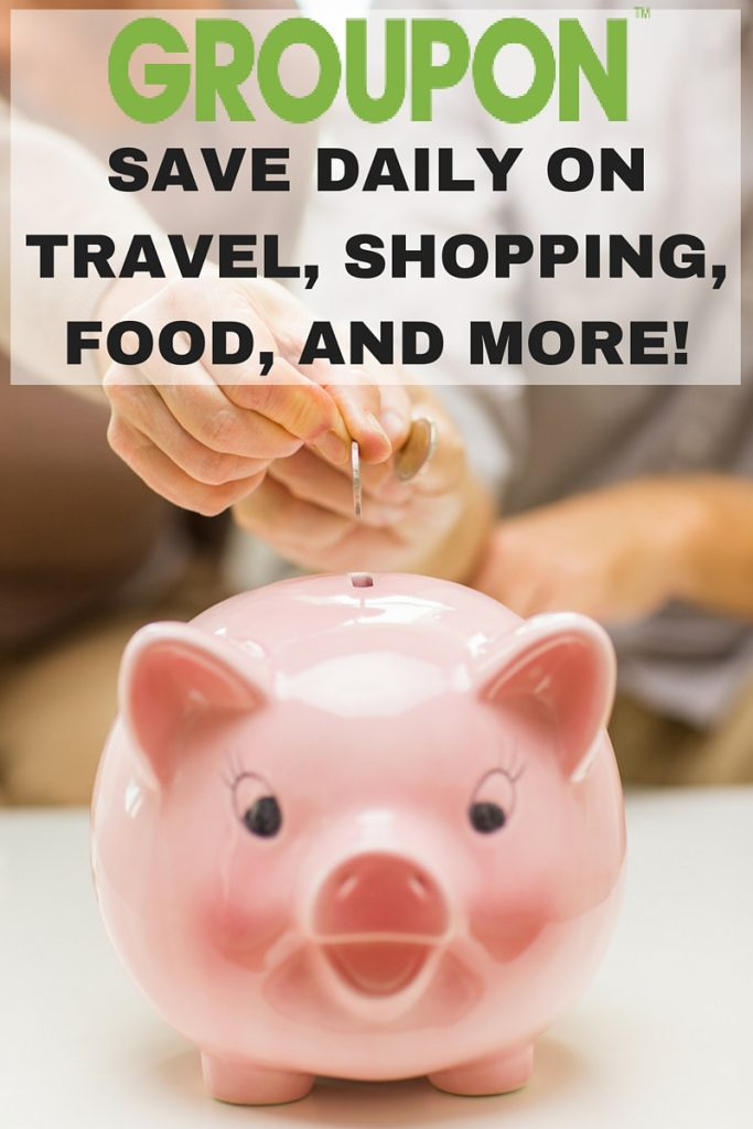 Groupon - Save Daily on Travel, Shopping, Food and More!