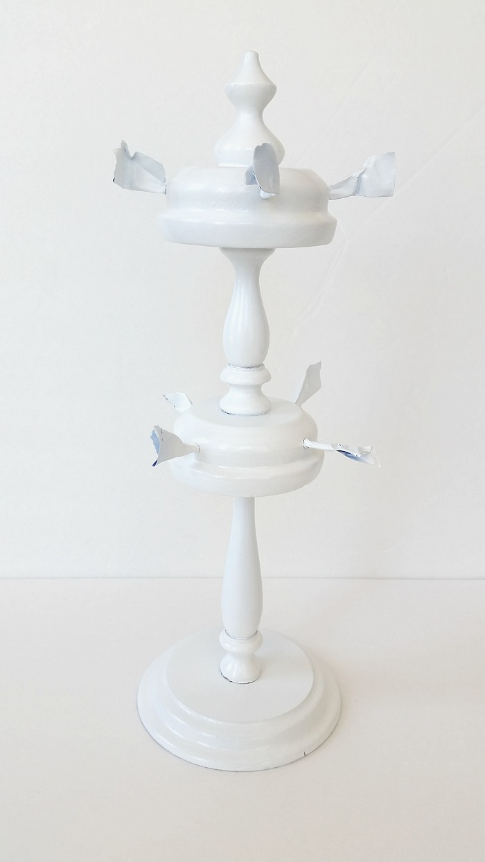Jewelry Tree Stand Paint