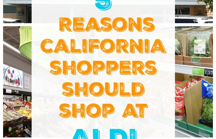 5 Reasons California Shoppers Should Shop at ALDI