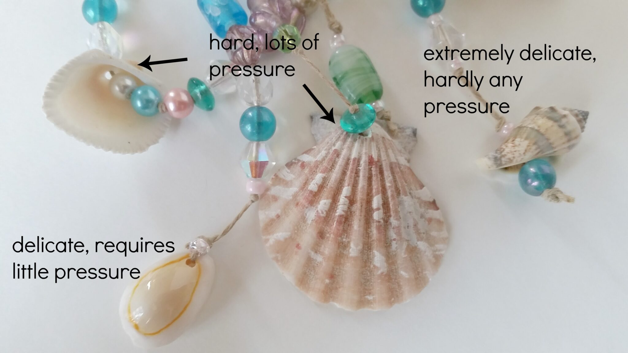 How to Make a Summer Bead & Shell Wind Chime