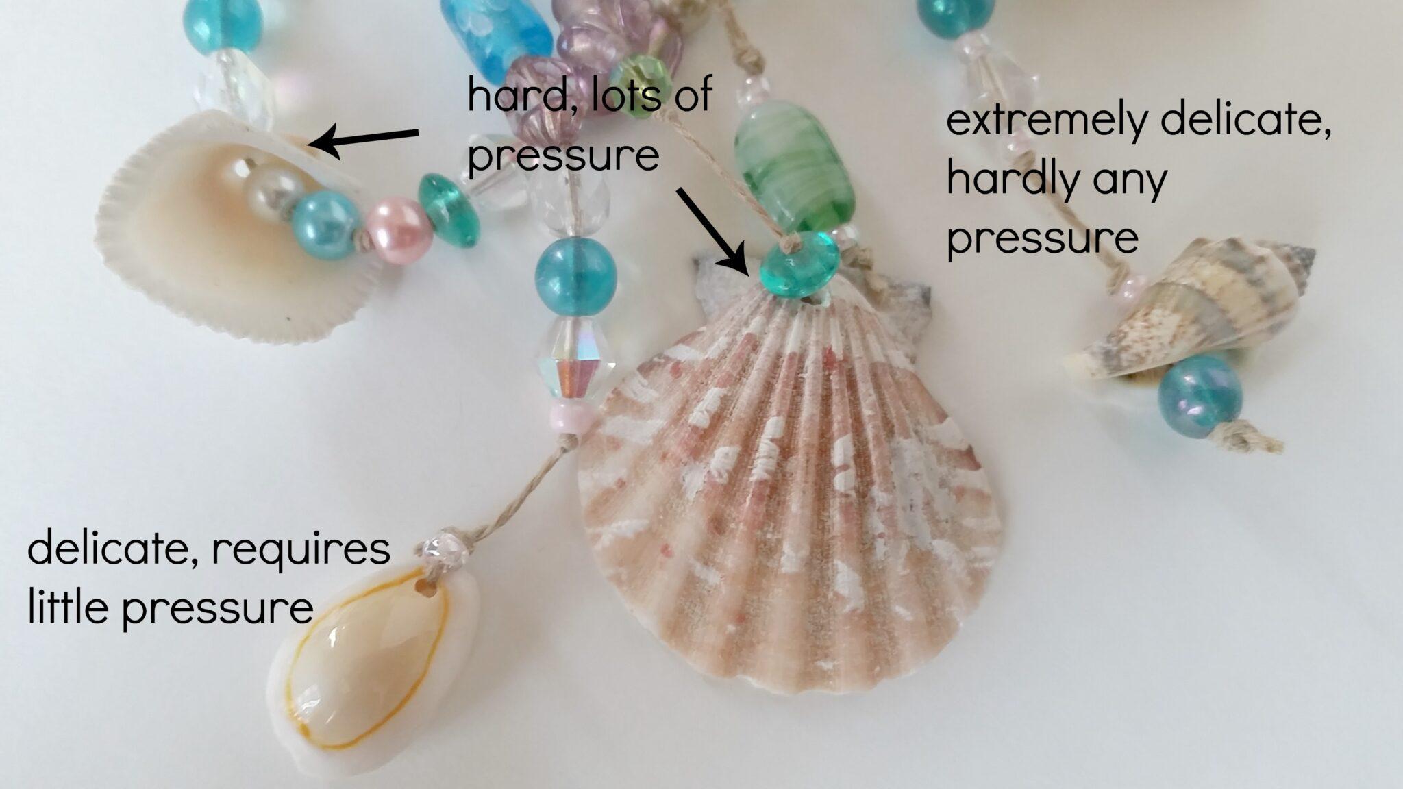 Shell pressure