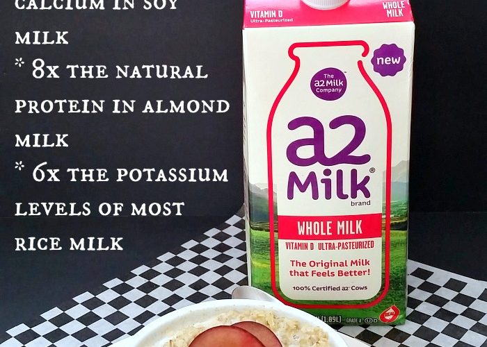 Fuel Back to School with a2 Milk®
