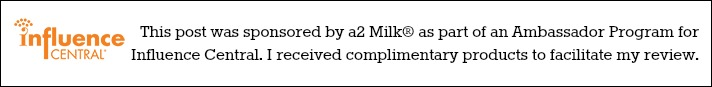 a2 Milk disclaimer