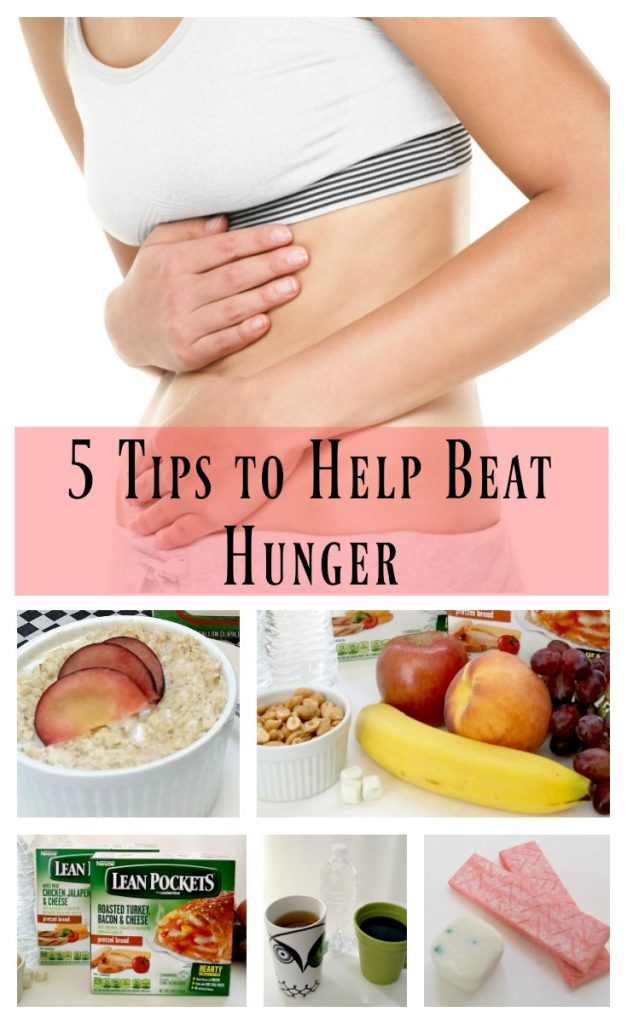 5 Tips to Help Beat Hunger