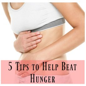 5 Tips to Help Beat Hunger From Turning Into 'Hangry'