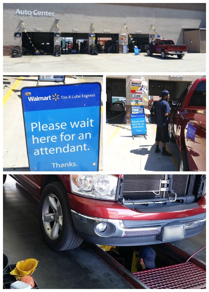 Walmart Automotive Care Center