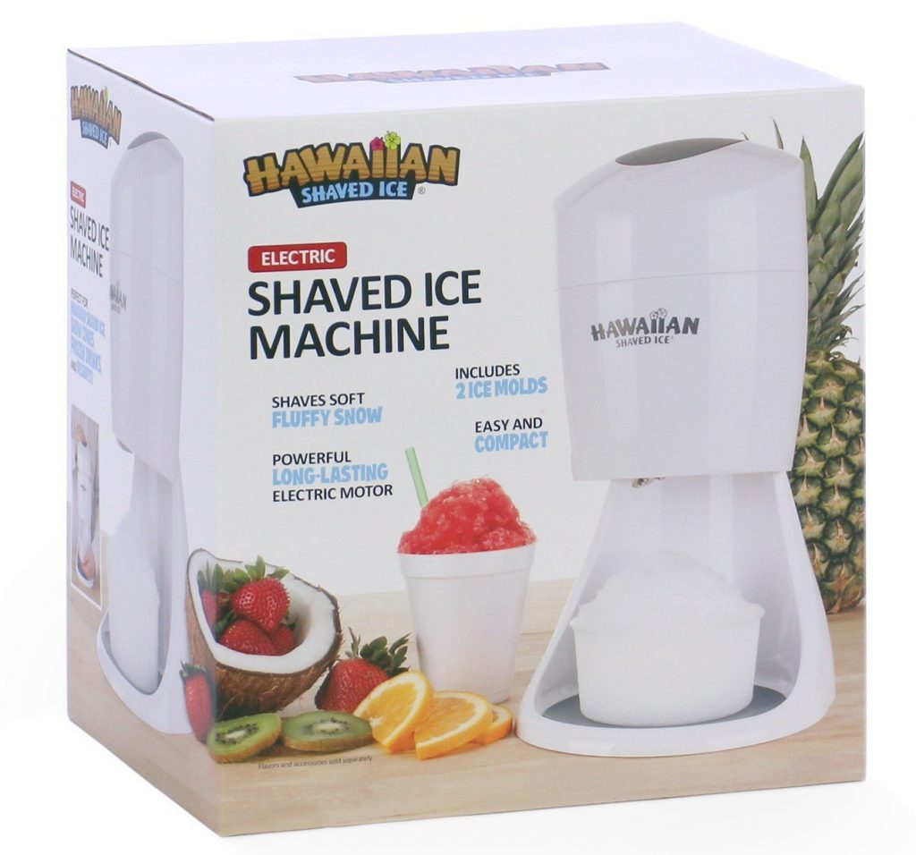 Shave Ice Machine