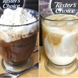 Instant Iced Coffee Recipes – Caramel Macchiato & Dark Mocha