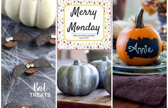 Merry Monday Link Party #121 – It's Starting to Look Like Fall!