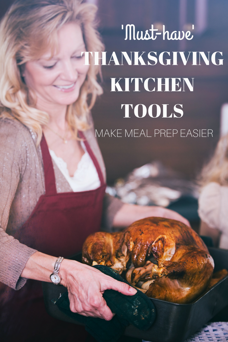 'Must-have' Thanksgiving Kitchen Tools