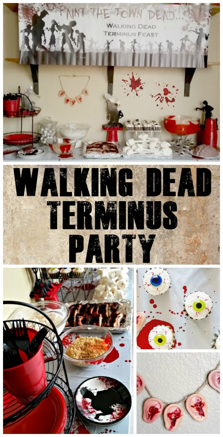 Terminus Walking Dead Party