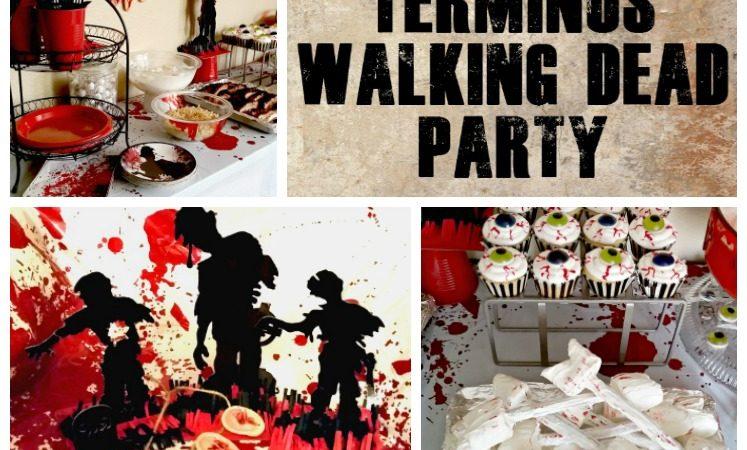 Zombie Fun – Easy DIY Terminus Walking Dead Party