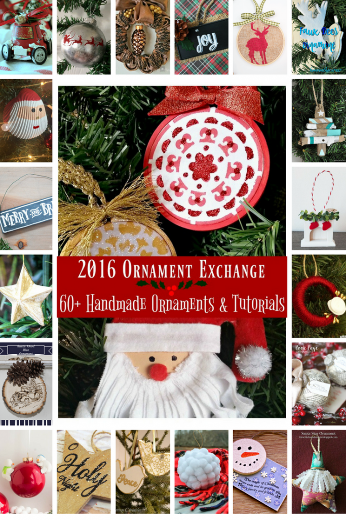 2016 Ornament Exchange