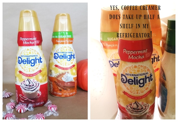 International Delight Seasonal Creamers