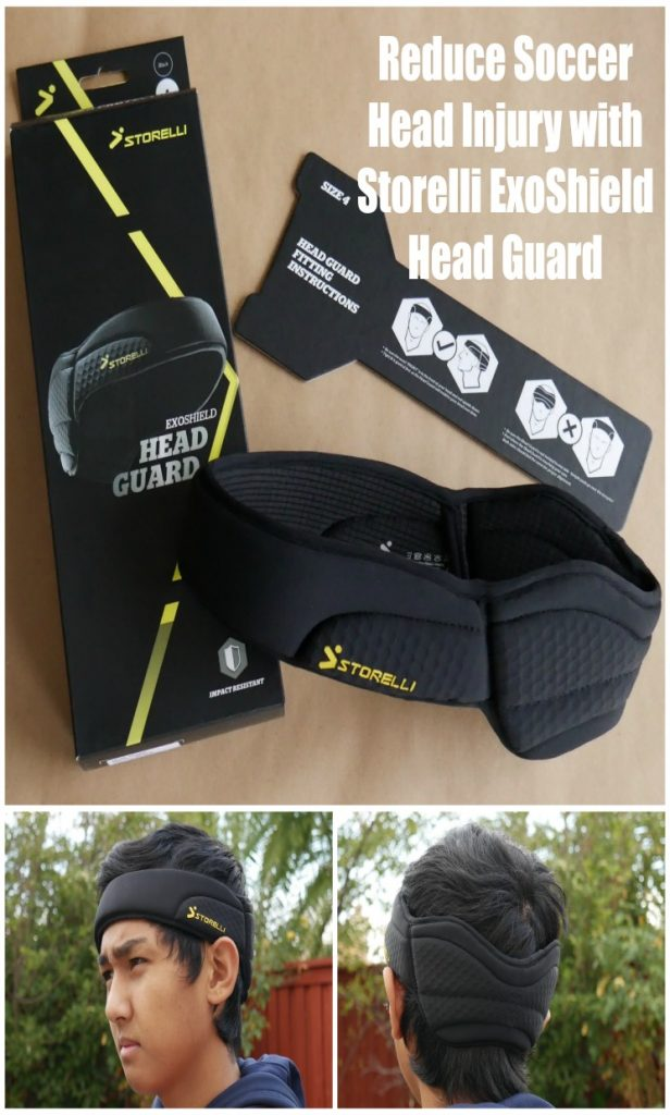 Soccer Head Safety Storelli ExoShield Head Guard