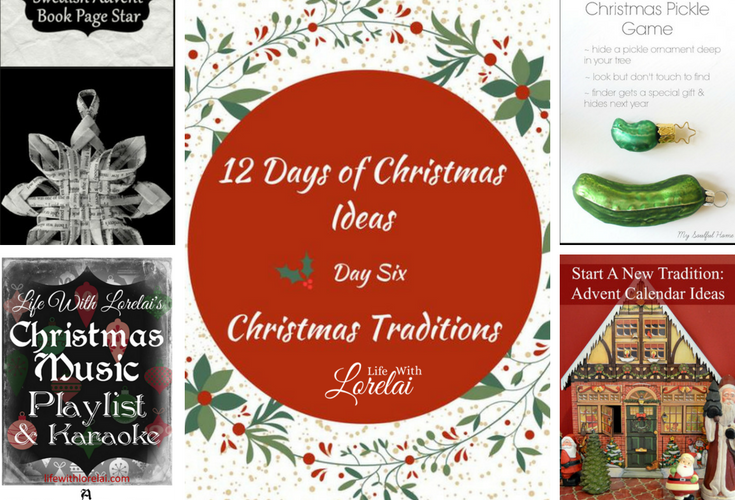 12 Days of Christmas Ideas – Family Christmas Traditions