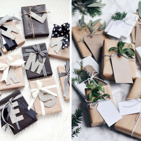 12 Days of Christmas Ideas – Fabulous Gift Wrapping Ideas