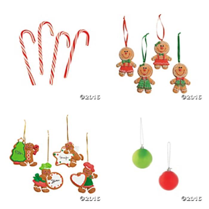 Oriental Trading Ornaments