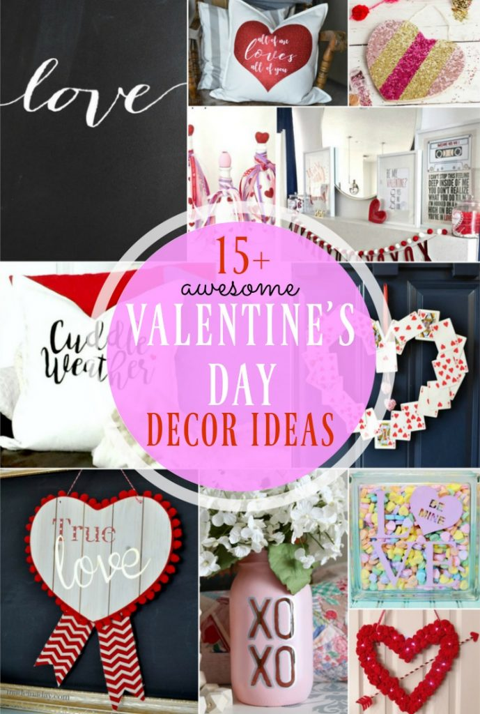 15+ Awesome Valentine's Day Decor Ideas