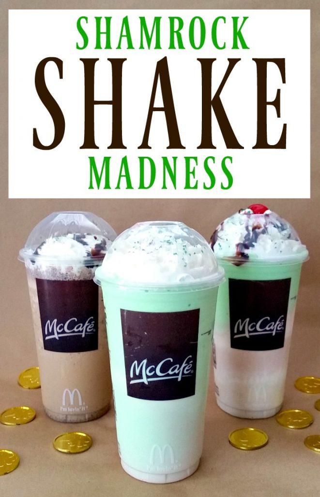 McDonald's Shamrock Shake Madness