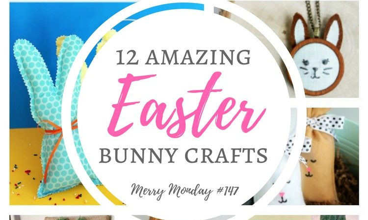12 Amazing Easter Bunny Crafts