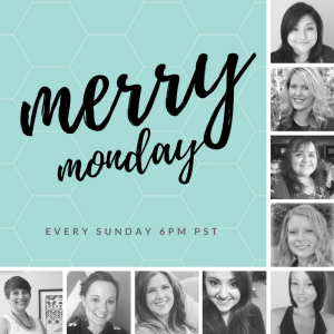 2017 New Merry Monday Link Party Hosts