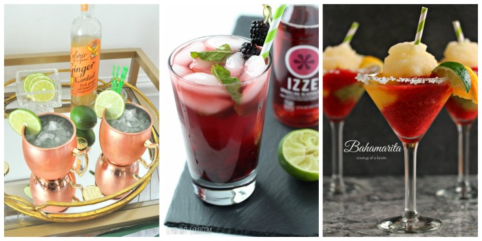 Spring Cocktail recipes 1