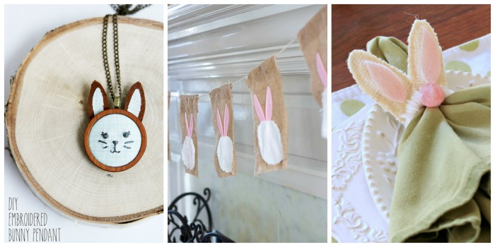 Easter Bunny Crafts 3