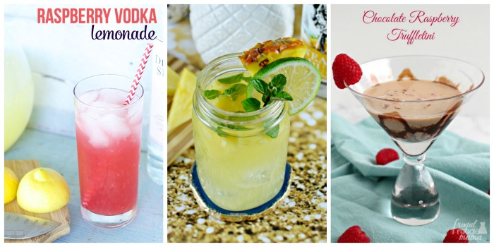 Spring cocktail recipes 2