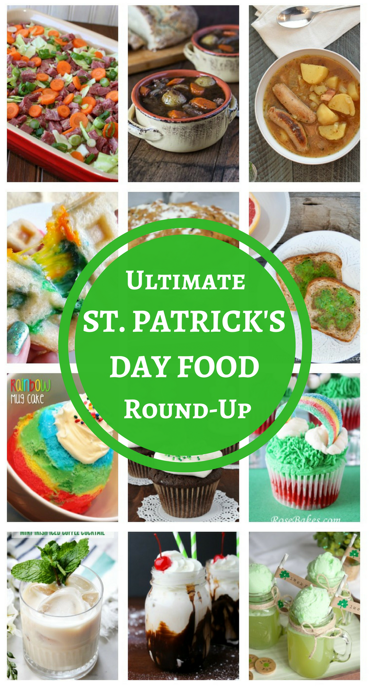 The Ultimate St. Patrick's Day Food Round-Up