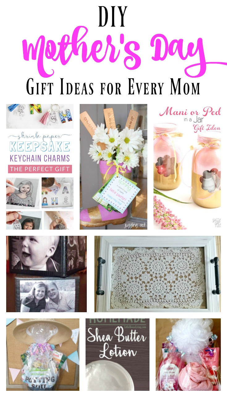 Diy Mother 39 S Day Gift Ideas Something For Every Mom