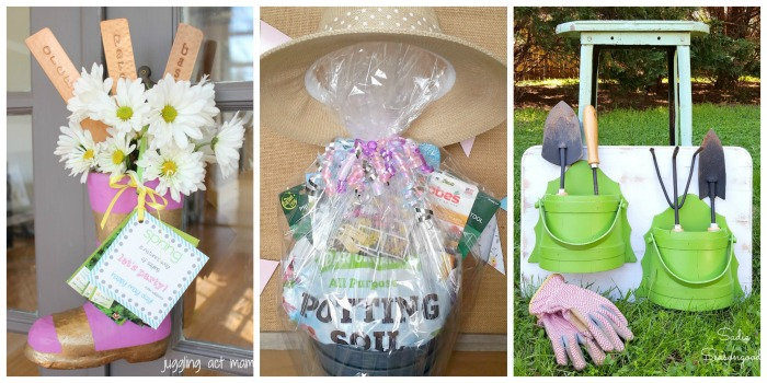 Garden Mothers Day Gift Ideas