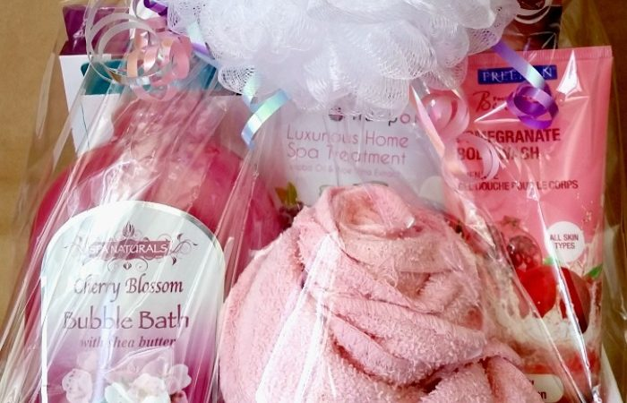 Mother's Day Spa & Beauty Basket – Budget Friendly Idea